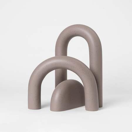 Kristina Dam Cupola sculpture