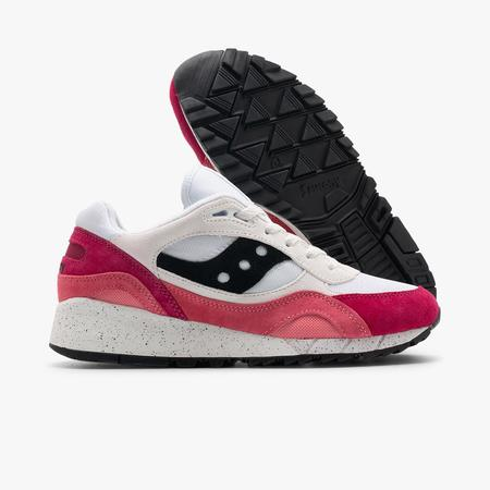 Saucony Shadow 6000 sneakers - White