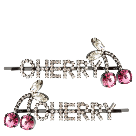 Ashley Williams Cherry Hairpin - Mixed