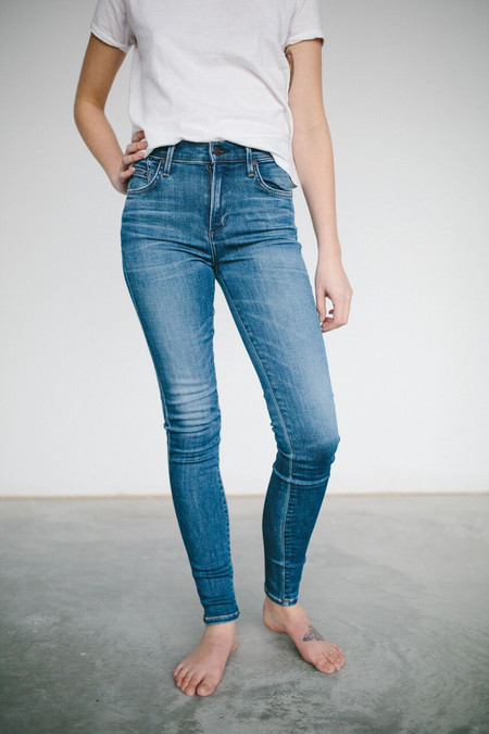 Citizens of Humanity denim - rocket in voodoo