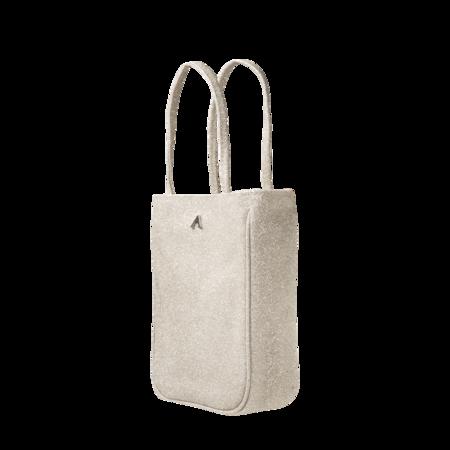 Ashley Williams Kate Bag - Silver Glitter