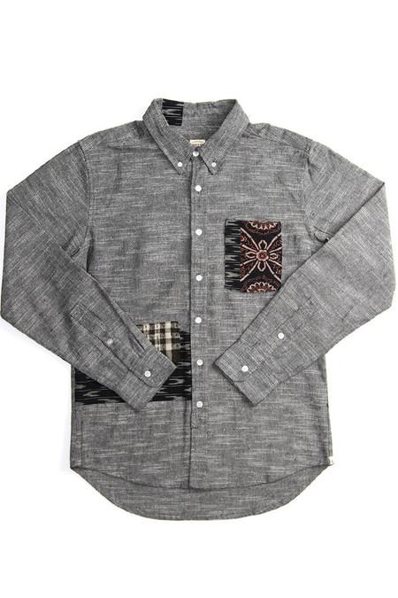 B&B x Kiriko Boro Shirt 1