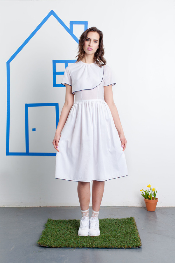 Karie Laks Jabouley Dress