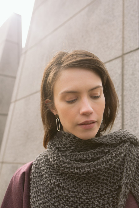 Kirkendall Knit Wrap