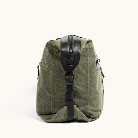 Tanner Goods Layover Duffle - Pacific Moss