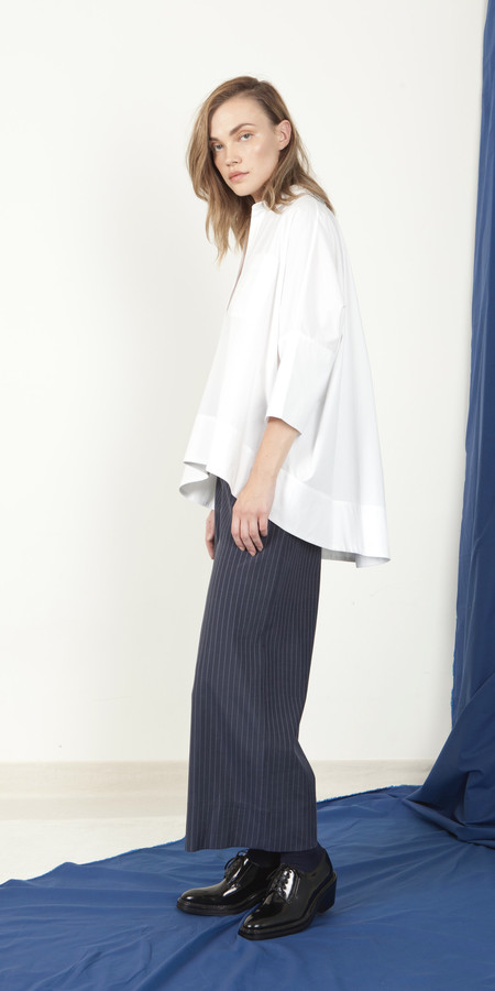 SCHAI Néhmo High-Low Shirt