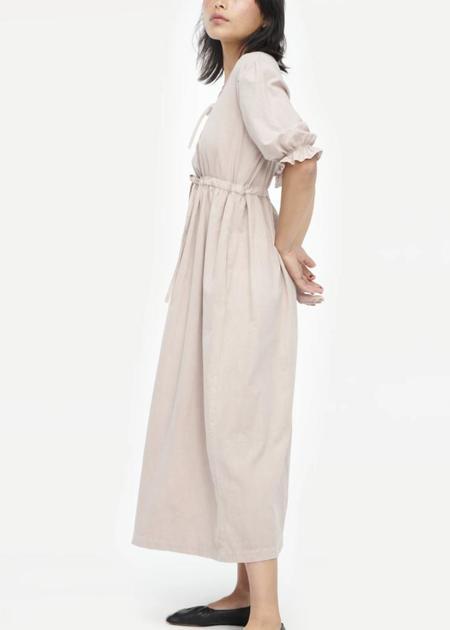 Lacausa Sappho Dress - Mushroom