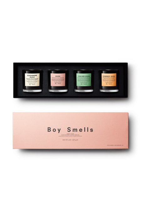 Boy Smells Best Buds Quartet Set