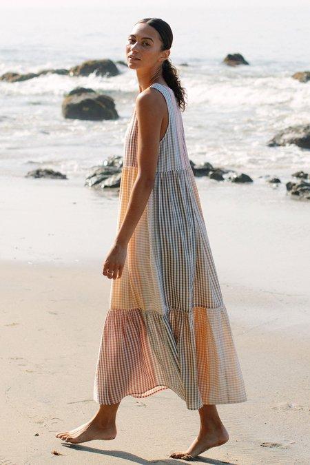 Rachel Pally Phoebe Dress - Ombre Check