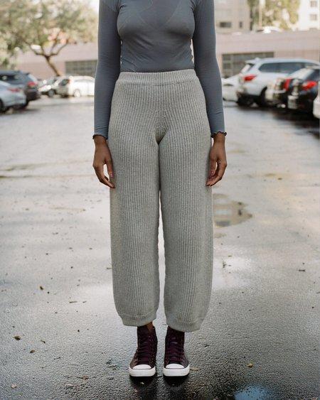 Baserange Tauro Pants - Light Grey