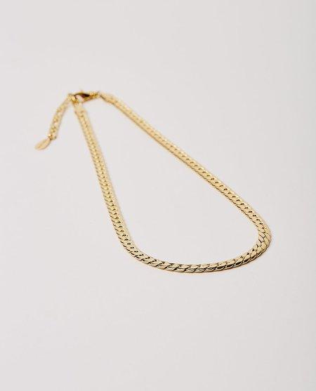 Jenny Bird Biggie Chain Necklace - Gold