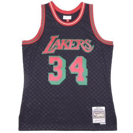 Mitchell & Ness Neapolitan Shaq Lakers Jersey