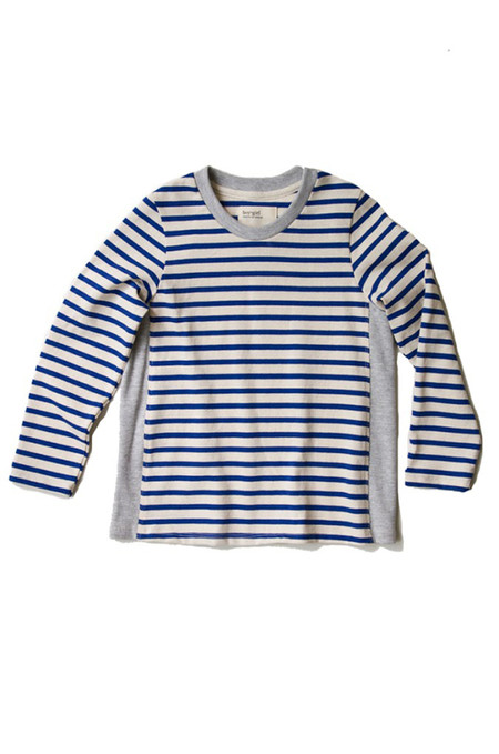 Kids boy+girl L/S RUGBY TEE