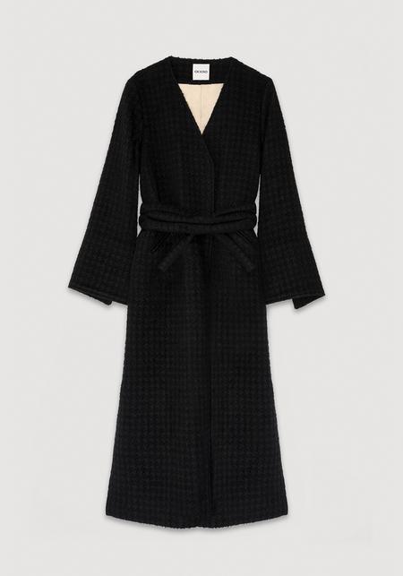 OK KINO Coat - black