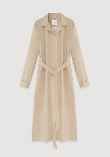 OK KINO Trench coat - Ecru beige