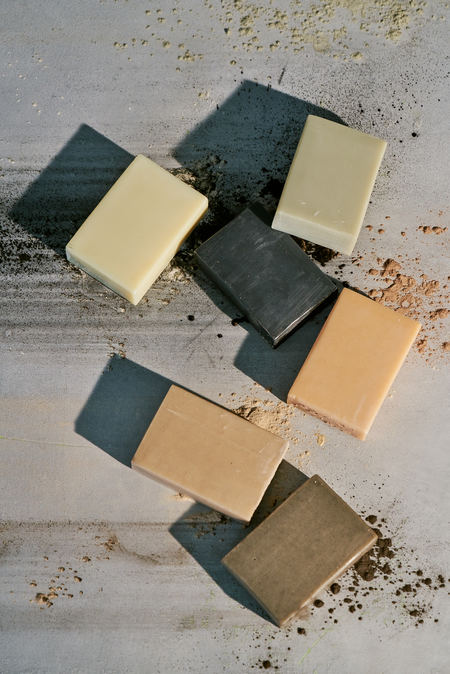 Obakki Set of 6 The Soap Collection