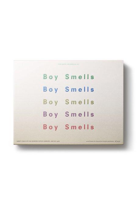 Boy Smells PRIDE QUINTET SET candles