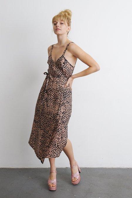 Osei-Duro Filini Dress - Snakebite