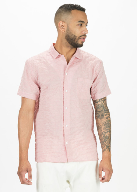 YMC Malick Short Sleeve Shirt