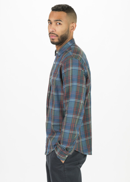 Frank & Eileen Luke Button Up Shirt