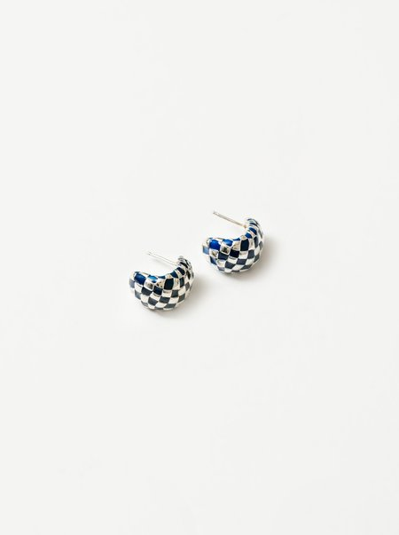 Wolf Circus Nellie Earring - Blue/Silver