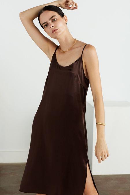 Megan Huntz CBK Slip Dress