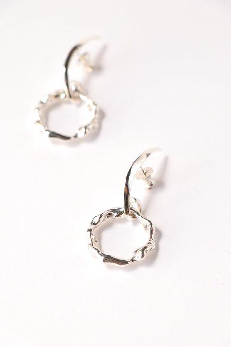 Faris Labelle Earring - Sterling Silver