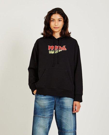 Maison Margiela Tour Hoodie sweater - black