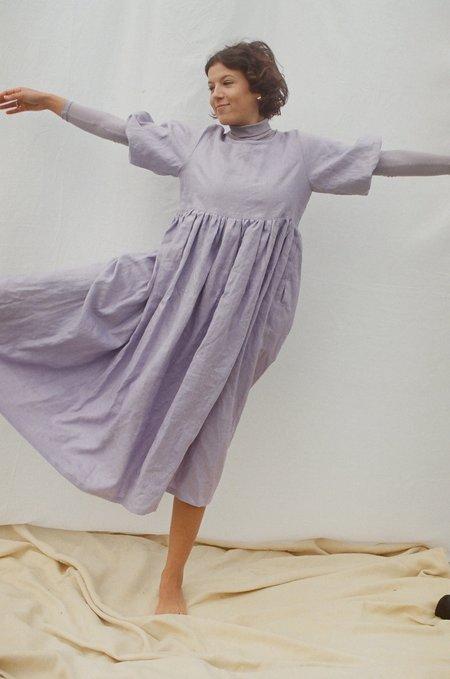 Mimi Holvast Layla Dress - Lilac