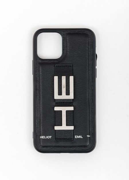 Heliot Emil HE Logo Iphone 11pro Case - black