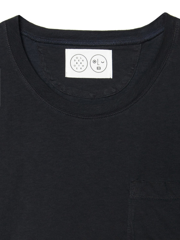 Olderbrother Cleaner Cotton Pocket Tee
