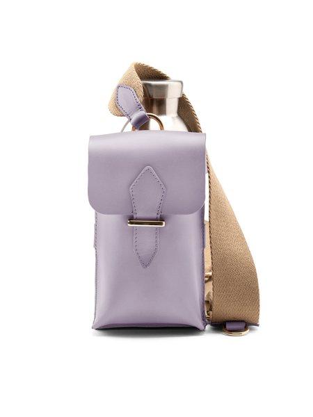 Officina del Poggio Bottle Bag - Lilla Leather