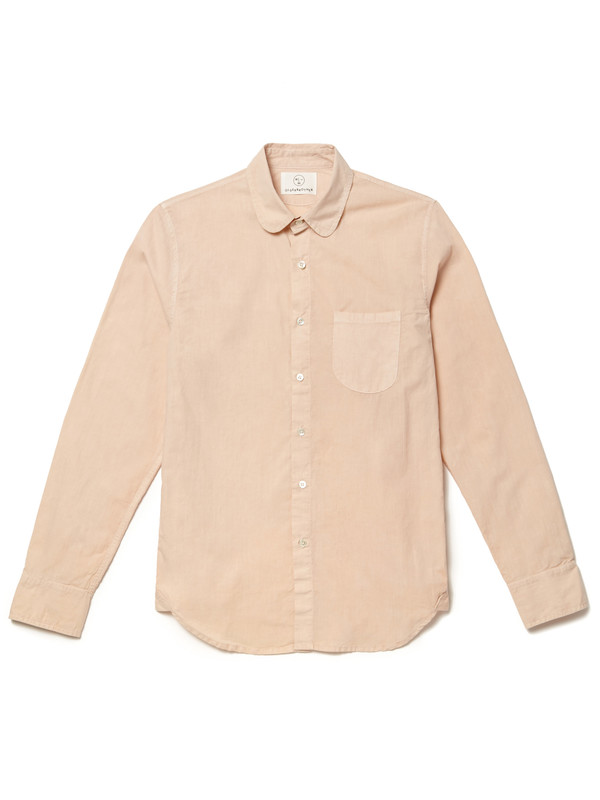 Olderbrother Hemp Button Down