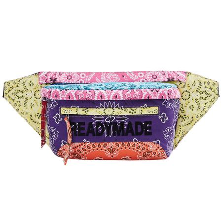 Readymade Belt Bag Multi Bandana