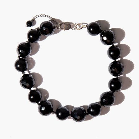 Kindred Black Chrystos Necklace - sterling silver