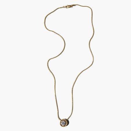 Kindred Black Paschen Choker - 14k gold