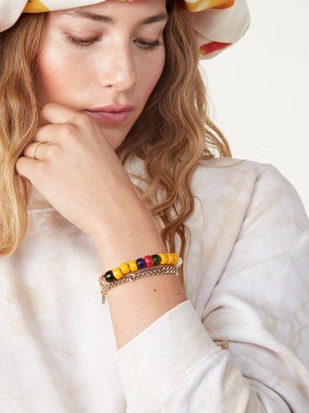 Sunnydaze Jewelry La Paz Bracelet - AMETHYST MULTI