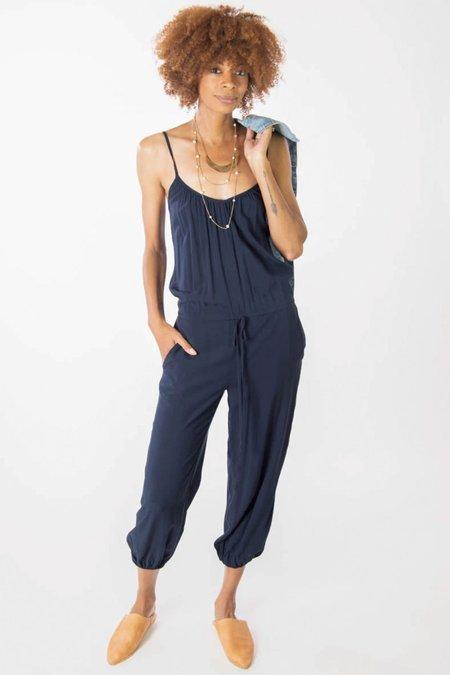 Tysa Claudette Jumpsuit - Navy