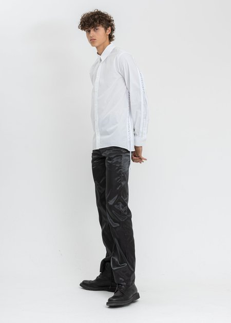Helmut Lang Laced Standard Shirt - WHITE