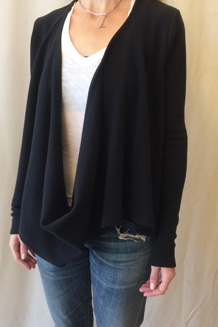 Ursa Minor tabard cardigan