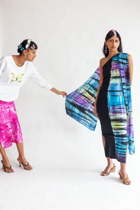 Abacaxi Divya Dress - multi