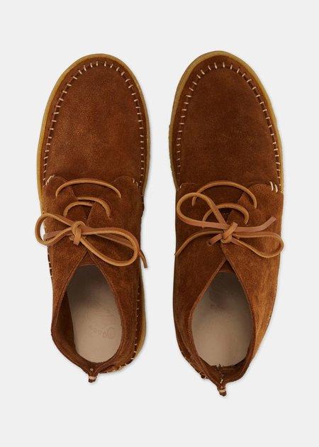 Yogi Footwear Hitch Suede Boot - Cola Brown