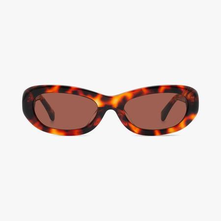 Sun Buddies Miuccia Sunglasses - Leopard