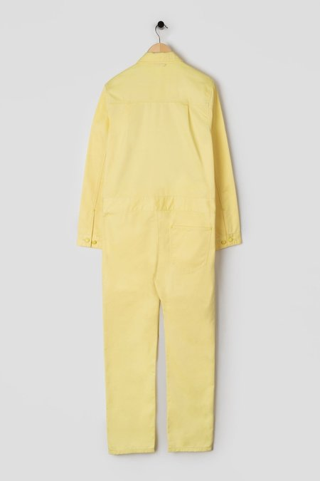 M.C.Overalls Polycotton Overalls - Sherbert Yellow