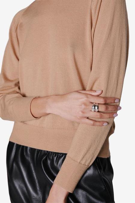 Anine Bing Vera Sweater - Camel
