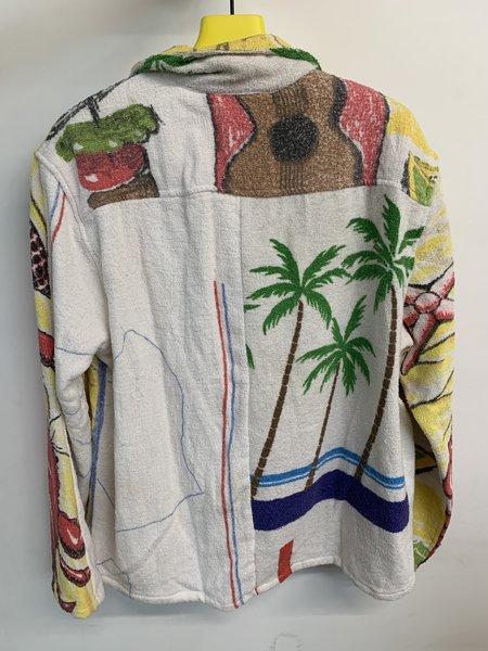 BODE Warm Duo Towel Jacket