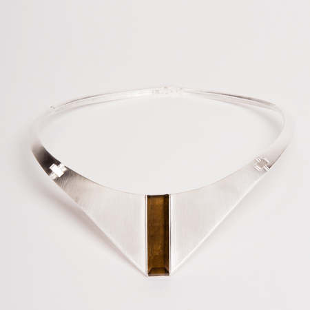 Ming Yu Wang Vanishing Point Necklace