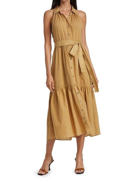 Xirena Finley Dress in Safari