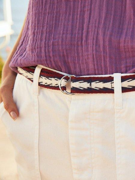 Xirena Webbed Belt in Supermoon