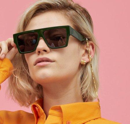 Jenny Bird Ziggy Sunglasses Chain - Gold